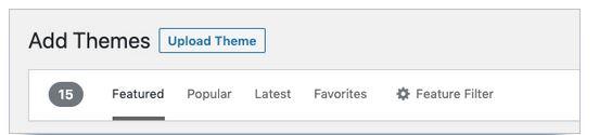 ajouter thème premium wordpress