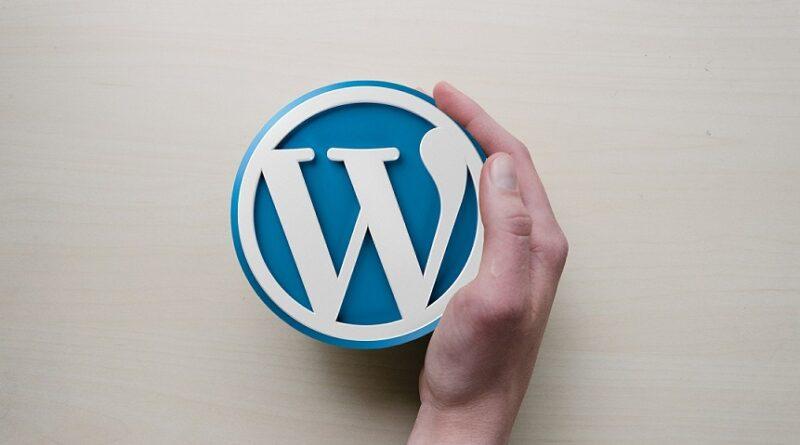 créer site internet débutant wordpress