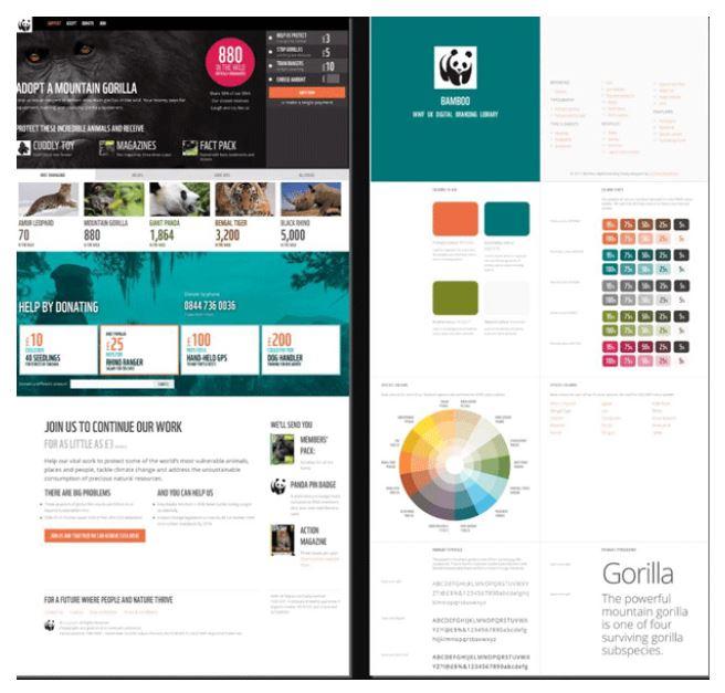 utiliser couleur pour ameliorer UX